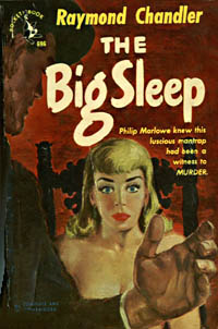 The Big Sleep, by Raymond Chandler