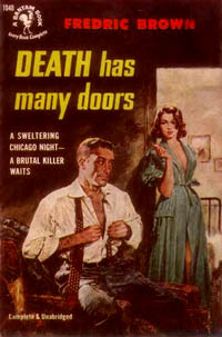 Death Has Many Doors, by Fredric Brown