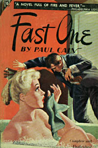 Fast One, by Paul Cain