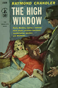 The High Window, by Raymond Chandler