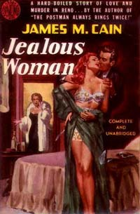 Jealous Woman, by James M. Cain