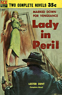 Lady in Peril, by Lester Dent